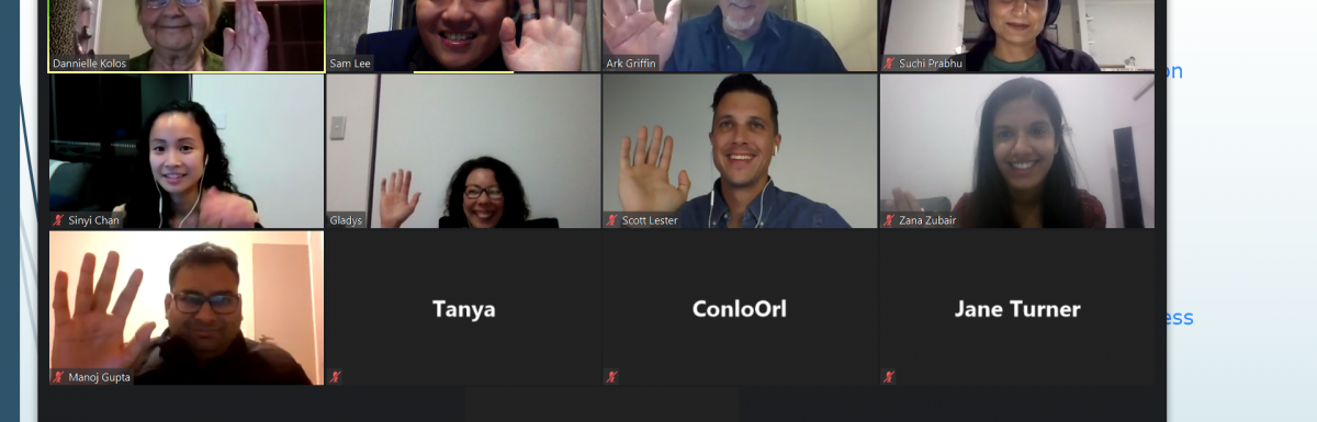Webinar: How to Connect with Confidence and build your network online