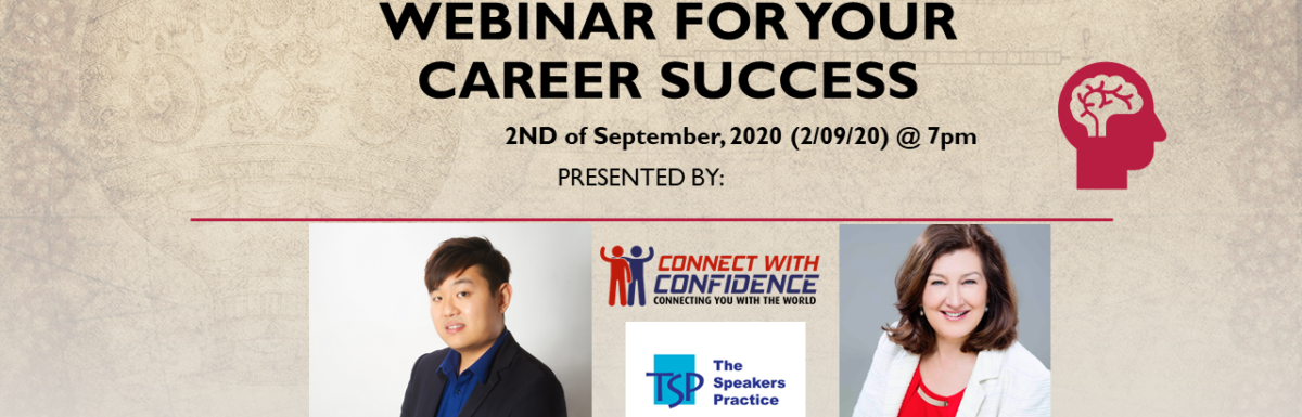 The Ultimate Personal Development Webinar for your CAREER SUCCESS!